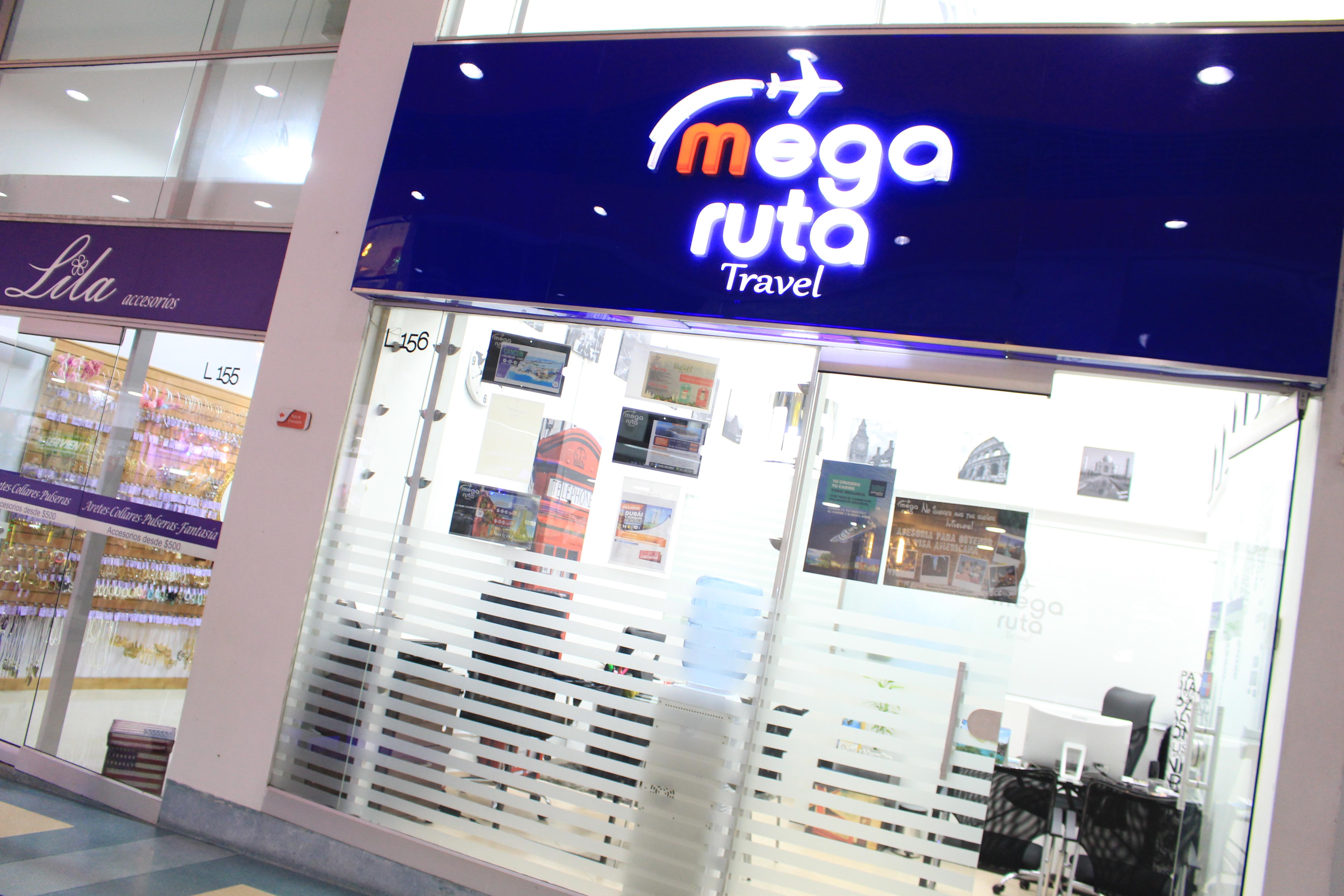 Mega Ruta Travel – Local 156