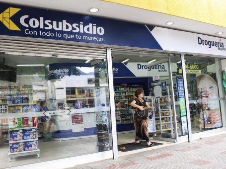 Colsubsidio – Droguería Niquía – Local 101
