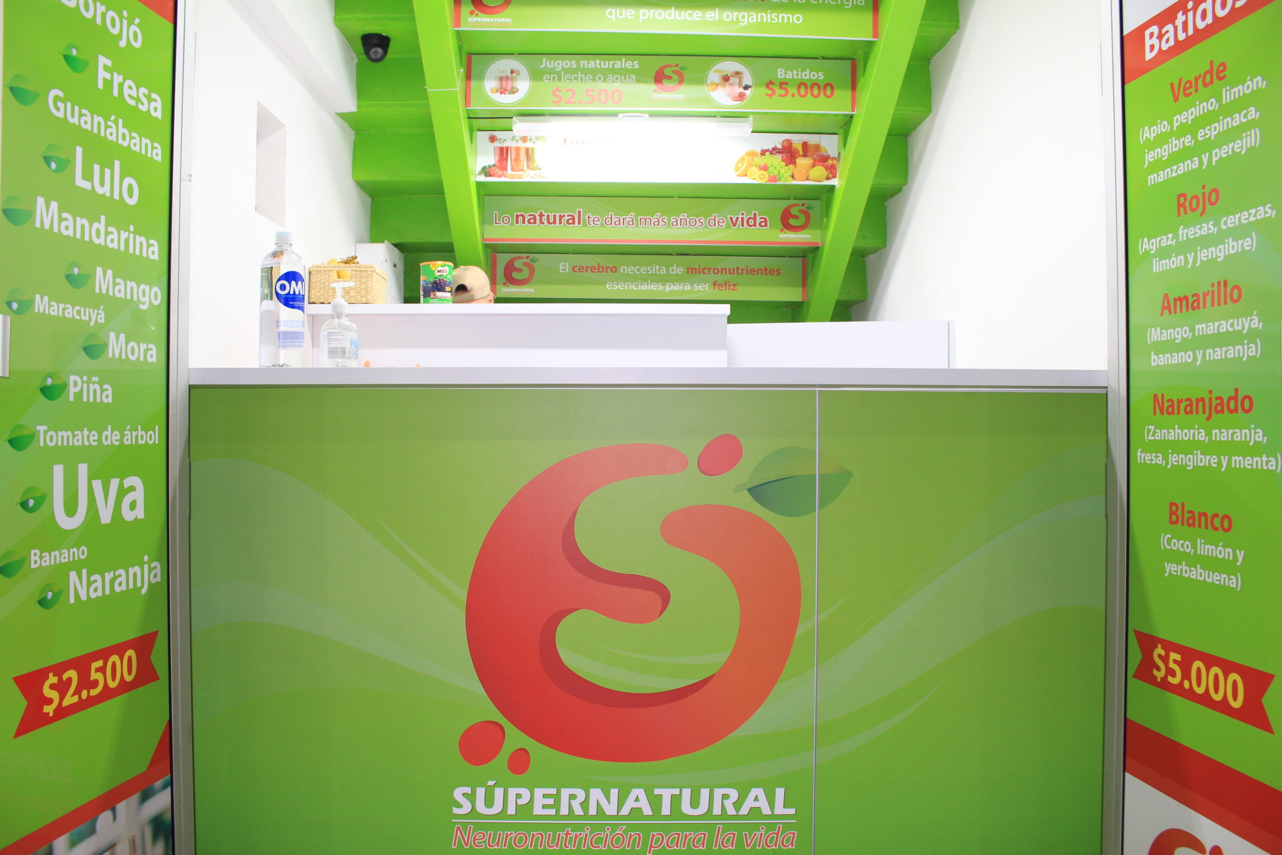 Súper Natural – Local 182