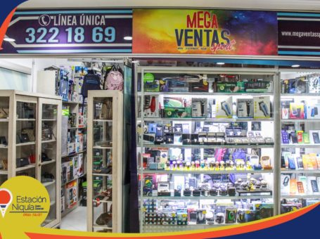 Mega Ventas – Local 215
