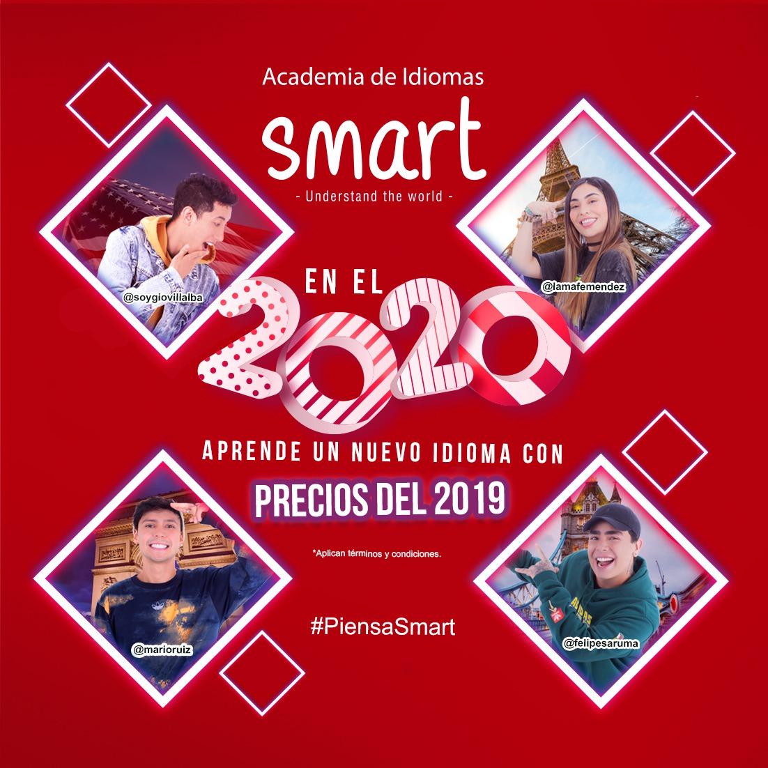Academia de Idiomas Smart – Local 424