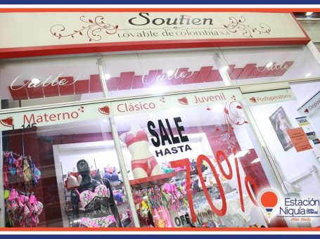 Outlet Soutien – Local 145