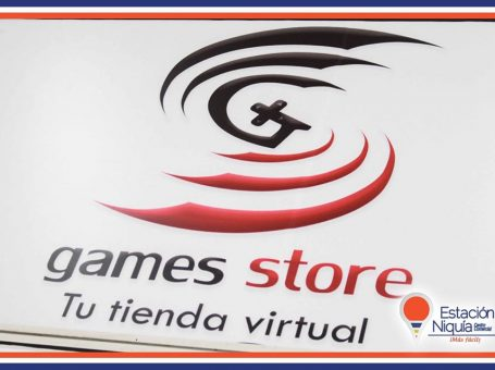 Games Store – Local 128